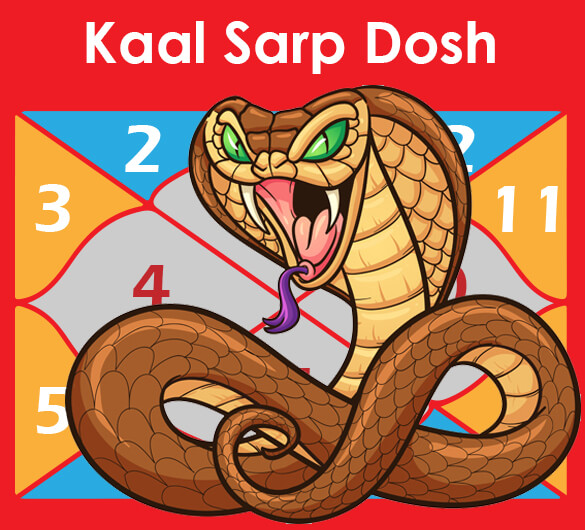 Kaal Sarp Dosha Effects And Remedies