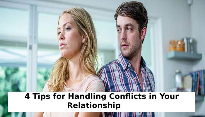 4 tips for handling conflicts in marriage